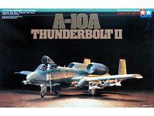 Tamiya 60744 1/72 Scale Model Aircraft Kit USAF A-10 Thunderbolt II Warthog