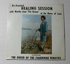MARTHA JEAN THE QUEEN An Anointed Healing Session MJQ-100 US M SEALED RARE 4E