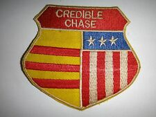 Joint USAF & ARVN Gunship Program CREDIBLE CHASE - Vietnam War Patch