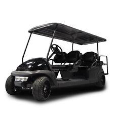 Club Car Precedent Electric Golf Cart 2004-Up Stretch Limo Kit w/ Harness Madjax
