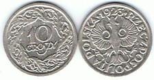 10 grosze Muenze 1923