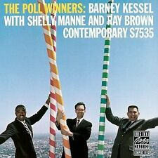 KESSEL,BARNEY-THE POLL WINNERS CD NEW