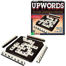Classic Upwords Board Game, New, Free Shipping