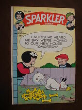 Sparkler #105 VG Dog Digging Holes