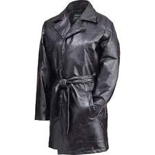 Basic Coat Giovanni Navarre Ladies' Italian Stone Design Genuine Leather Jacket