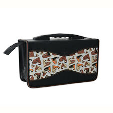 New 200 Disc Capacity Music DJ Album Case CD DVD Storage Bag Wallet Patten