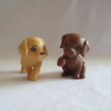 NEW Barbie & Skipper in The Great Puppy Adventure Set of 2 Puppies ~ Pet Dog