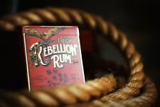 Rebellion Rum Playing Cards New Deck