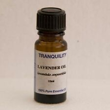 Lavender Essential Oil 10ml Aromatherapy sleep stress scars insomnia burns calm