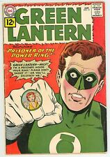GREEN LANTERN 10 5.0 GLOSSY NICE OWW PAGES PRISONER OF THE RING