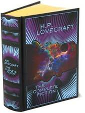 HP LOVECRAFT ~ COMPLETE FICTION UNABRIDGED ~ LEATHER BOUND GIFT EDITION