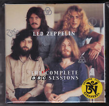 LED ZEPPELIN THE REAL COMPLETE BBC SESSIONS 6 CD BOX SET w Bonus Disc Tarantura