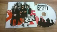 CD Indie Reisegruppe Fischer - Same / Untitled (12 Song) Promo ROADRUNNER cb