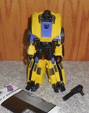 Transformers Generations SWINDLE Complete Bruticus FOC Figure w manual