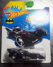 BATMOBILE COLOR SHIFTERS - HOT WHEELS - DIE CAST CAR