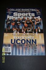 2005 Sports Illustrated CONNECTICUT Huskies BROWN Gay BOONE Here Comes UCONN N/L