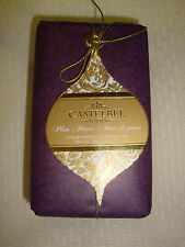 New Castelbel Porto Made in Portugal 10.5oz Luxury Bath Bar Soap Plum Flower
