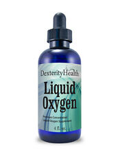 Liquid Oxygen Drops | 4oz Dropper-Top Bottle | Amazon Bestseller