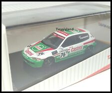 Tarmac Works 1/64 Honda Civic EG6  #76 Castrol GROUP A RACING DIECAST CAR NEW