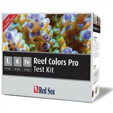 Red Sea Reef Colors Pro Test Kit