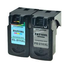 PG210XL CL211XL Ink Cartridge For Canon PIXMA MX360 MX410 MX420 MP230 MP240