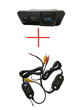 Wireless SONY CCD Rear View Caméra for AUDI A3 S3 A4 S4 A6 A6L S6 A8 S8 RS4 RS6