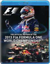 FORMULA ONE SEASON REVIEW 2013 (BLURAY) - F1 BLURAY