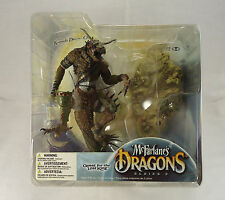 McFarlane's Dragons series 3 Komodo Dragon figure