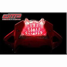 BMW 2010-17 S1000RR DMP Integrated LED Tail Light - Clear