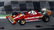 1/43 Ixo F1 Collection Ferrari 312T3 #11 Scheckter 1979