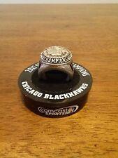 2015 Blackhawks Stanley Cup Champions Replica Ring - SGA - NIB