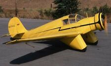 Aeronca 72inch WS scratch build R/c Plane Plans & Patterns