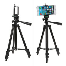 Professional Digital Camera Tripod Stand Holder For Smart Phone iPhone Samsung