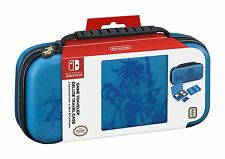 RDS Industries Inc Nintendo Switch Game Traveler Deluxe Travel Case- Zelda Br...