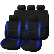 Breathable Full Cover Set Car Seat Covers Car Parts Accessories for Car Care