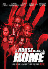 A HOUSE IS NOT A HOME MELVIN GREGG BILL COBBS  NEW DVD