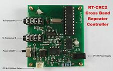 INNOTEK RT-CRC2 Cross Band Repeater Controller Module For Motorola Radio DIY