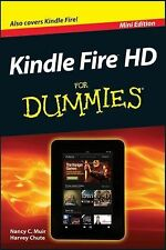 Kindle Fire for Dummies Book Mini Edition