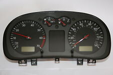 VW GOLF MK4 1.4 16V MOTOMETER SPEEDO INSTRUMENT CLUSTER CLOCK GADGE 1J0 920 901