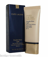 ESTEE LAUDER Double Wear Light Stay-in-Place Makeup SPF 10 30ml. intensity 0.5