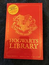 Hogwarts Library Book Set by J. K. Rowling, Hardcover, NEW SEALED, Harry Potter