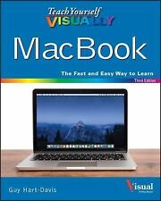 Teach Yourself VISUALLY (Tech): Teach Yourself Visually MacBook by Guy...