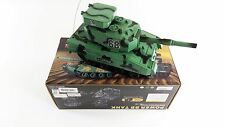 "SALE 10"" Mini RC Radio Control POWER Shooting BB Military Tiger Army Turbo TANK"