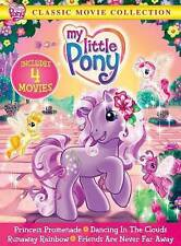 My Little Pony: Classic Movie Collection (Princess Promenade, Dancing In The Clo