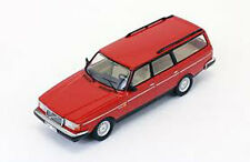 PremiumX 1:43 PRD295 Volvo 240 Polar 1988 Red NEW