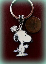SNOOPY (Peanut's Character) Jewelry Keychain - Charlie Brown's SNOOPY the Dog