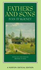 Fathers and Sons (Norton Critical Editions) Ivan Turgenev Paperback