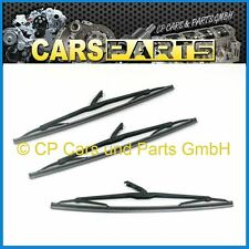 Front And Rear Wiper Blades - LADA Niva 1600, 1700, 1900 (Diesel)