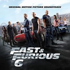 O.S.T. FAST & FURIOUS 6 CD NUOVO SIGILLATO !!