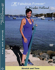 Senior  Exercise DVD Lose Weight Stretch & Tone & Firm up with Latex Band